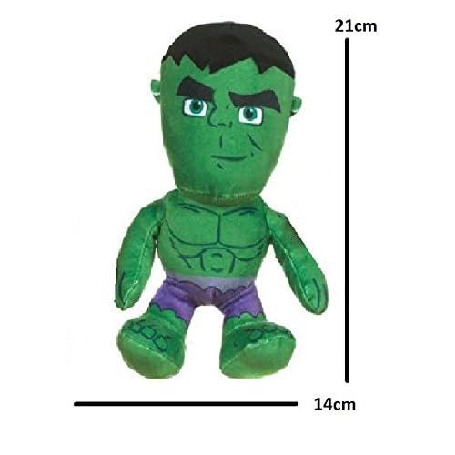 new product 7baaf 9ad50 85% de réduction Marvel Avengers Plush Hulk (expédiés à partir ...