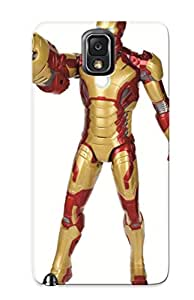 New Arrival Case Specially Design For Galaxy Note 3 (iron Man 3 High Definition)