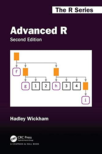 Advanced R, Second Edition (Chapman & Hall/CRC The R Series) por Hadley Wickham