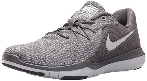Nike Womens Flex Supreme TR 6 W Gunsmoke/White-atmosphere Grey Size 10