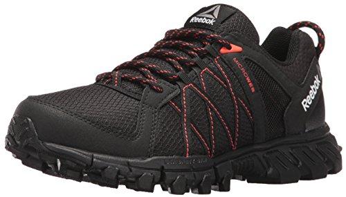 Reebok Women's Trailgrip RS 5.0 Running Shoe Black/Carotene/Coal