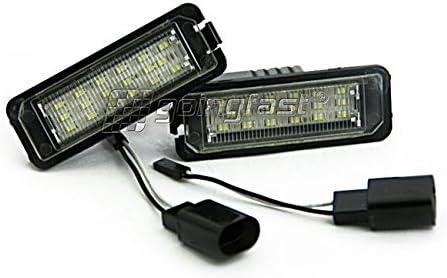 Led Kennzeichenbeleuchtung Ohne Fehlermeldung Mit E Prüfzeichen Eintragungsfrei Auto