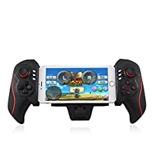 WBGC-846 Wireless Telescopic Bluetooth Game Controller Joystick Gamepad for Android System 5~10'' inch Table PC Samsung Galaxy Tab 4 7.0 8.0 Tab PRO 8.4 T320 T321 Tab3 7.0 T211 Tab Q 7.0 T2558