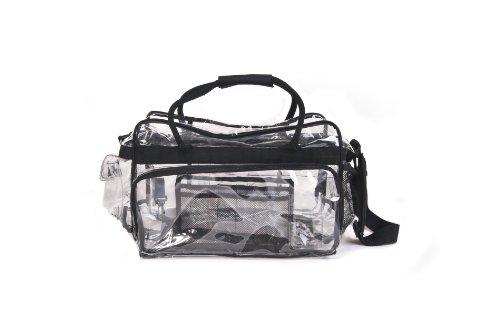 Clear Duffle Gym Bag