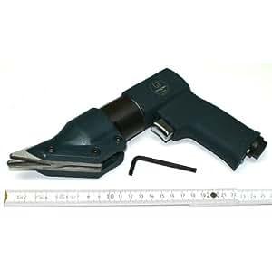 Impresión Aire blechknabber/Chapa Tijeras akku-knabber Nibbler para ligero recortables y a fina Blechen, pistolas de forma