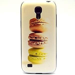 MOM Color Hamburg Pattern Hard Plastic Cases for Galaxy Samsung S4 mini I9190