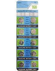 بطارية ليثيوم مقاس LR44W لاقلام الليزر و العاب الاطفال