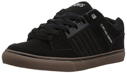 Uomo Nubuck DVS Celsius Noir Sneaker Shoes CT Black aw8qIOg