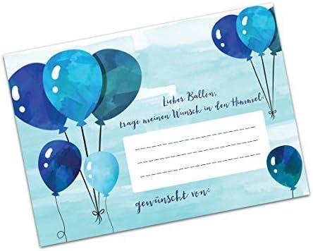 Ballonkarten für Kinder