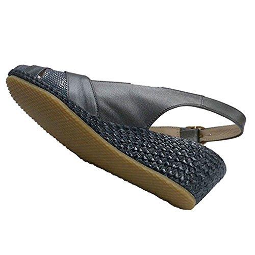In combinazione con il sandalo serpente stesso tono Festival metallico
