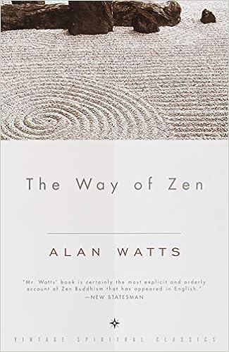 Watts Way Zen cover art