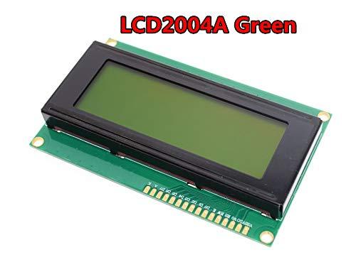 Stayhome LCD Board 2004 20x4 LCD 20X4 5V Green Screen LCD2004 Display LCD Module LCD 2004