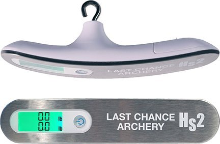 - Last Chance Handheld Bow Scale Silver