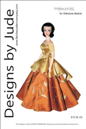 - Memories Pattern for Silkstone Barbie