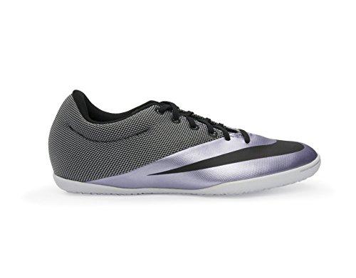 Nike Mens Mercurialx Pro Inomhus Urban Lila / Svart / Ljus Mango Lilas Urbana Fotbollsskor