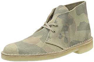 Clarks Men's Desert Chukka Boot,Stone Camo Suede,9 M US (B00E9UOBCU) | Amazon price tracker / tracking, Amazon price history charts, Amazon price watches, Amazon price drop alerts