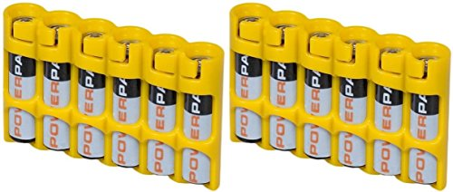 Battery Cases Powerpax Caddy Yellow product image
