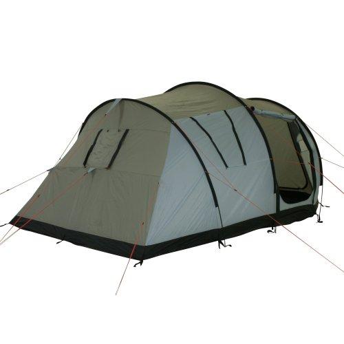 10T Outdoor Equipment 10T Wilton 4 Tienda de túneles, Gris, Estándar: Amazon.es: Deportes y aire libre
