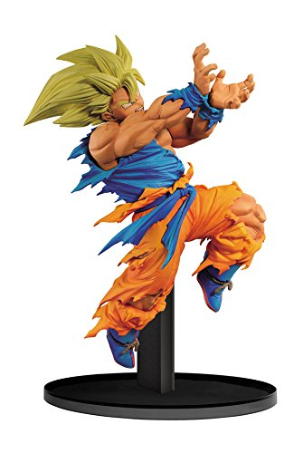 Banpresto Dragon Ball Z World Figure Colosseum Goku SS Norma
