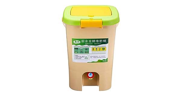 El compost papelera de reciclaje compostador de compost ...