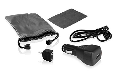 Ematic 5-In-1 Universal Accessory Kit for iPod/iPad and MP3 Players (EA315)