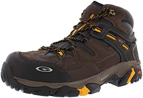 HI-TEC Men s X-T Forge Elite Mid Waterproof 360 Ct Mid-Calf Leather Hiking Boot