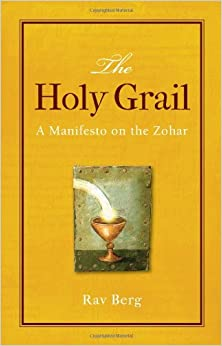 Book The Holy Grail: A Manifesto on the Zohar