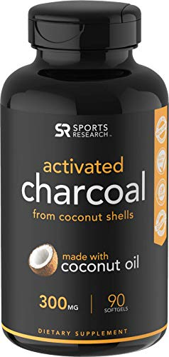 Most Popular Charcoal Digestive Supplements