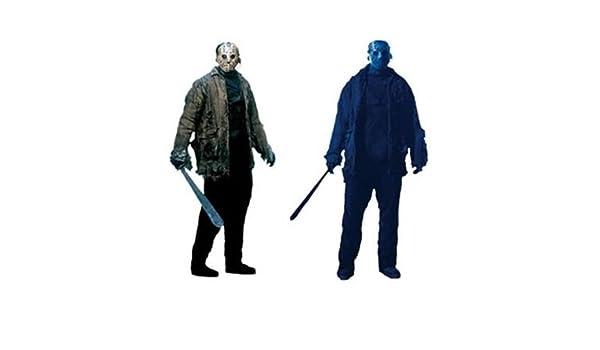 Rubies 7303 - Disfraz de Jason para hombre: Amazon.es ...