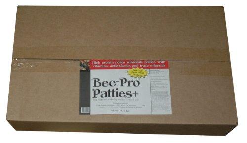 Mann Lake FD355 Bee Pro Patties with Pro Health, 40-Pound by Mann Lake