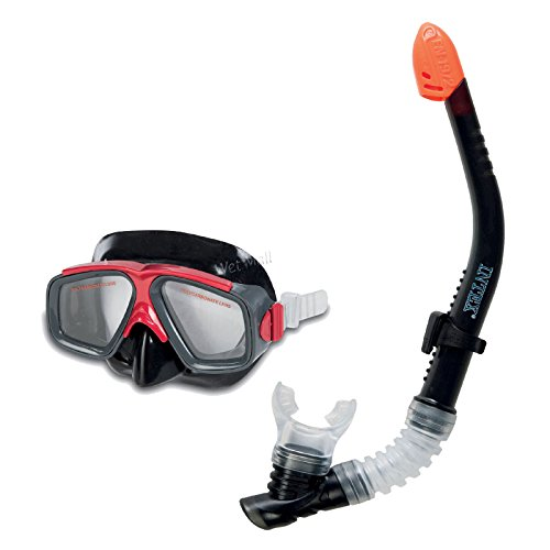 Intex Surf Rider Youth Size Mask and Snorkel Set