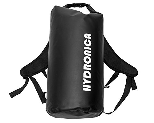 Hydronica-Waterproof-Backpack-Wet-Dry-Bag-30L-8-Gallon-with-Enhanced-Shoulder-Straps-RollTop-Closure-Rafting-and-Kayak-Gear