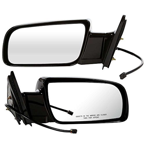 Prime Choice Auto Parts KAPGM1320122PR Pair of 2 Side Power (Auto Parts Mirrors)