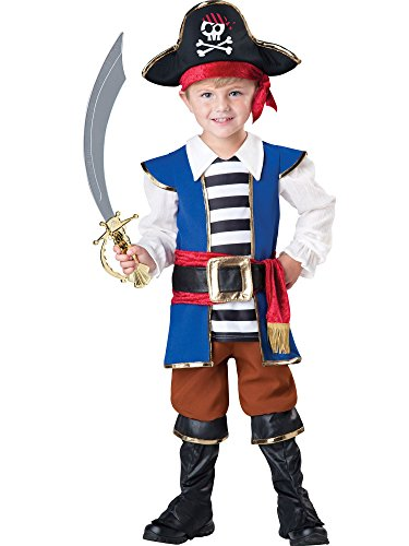 Baby Boy's Pirate Boy Costume