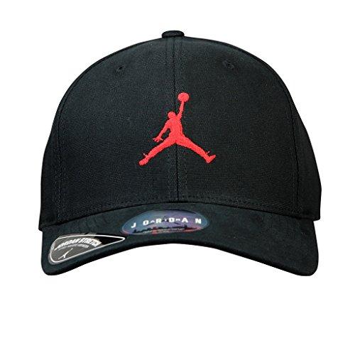 cd127f2e6db Nike Jordan Flex Fit Cap color Black Infra Red size L XL - Buy Online in  UAE.