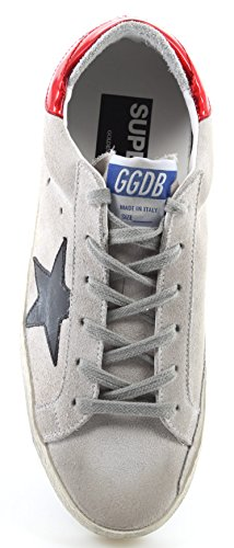 Traffic Sneakers Italy Donna Light Superstar Pearl Suede Scarpe New Golden Goose WSUq1w0Ax