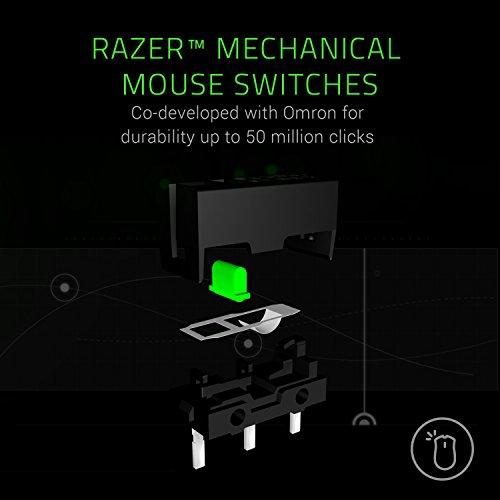 Razer Mamba Elite Wired Gaming Mouse - [16, 000 DPI Optical Sensor][Chroma Rgb][9 Programmable Buttons][Mechanical Switches] by Razer (Image #3)