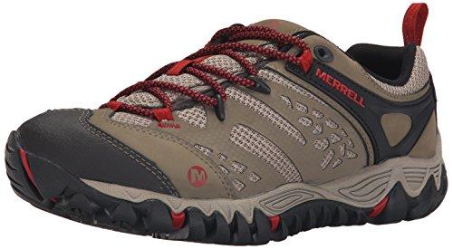 Picture of Merrell Women's All Out Blaze Ventilator Waterproof Hiking Shoe, Brown, 7 M US