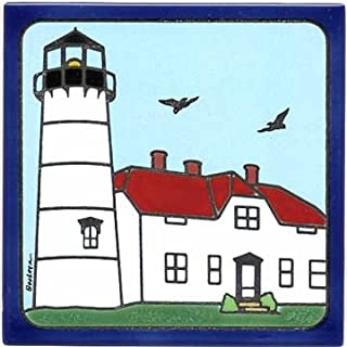 product image for Chatham Lighthouse Tile, Lighthouse Wall Plaque, Lighthouse Trivet LH-10