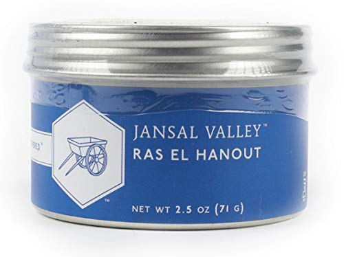 Jansal Valley Ras El Hanout, 2.5 Ounce