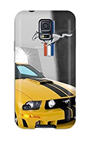 Premium Galaxy S5 Case - Protective Skin - High Quality For Paris Hilton Ford Mustang Hot Celeb Fast Race Drift Muscle Car Ooshie People Women