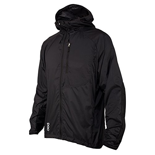 POCスポーツ抵抗Enduro Wind Jacket – Men 's B01MT42Q5I Small|ブラック(Carbon Black) ブラック(Carbon Black) Small