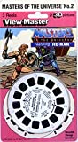 MASTERS OF THE UNIVERSE No. 2 - featuring HE-MAN - ViewMaster 3 Reel Set