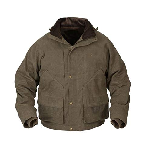Avery Outdoors Inc A1010004-MB-L Heritage Wading Jacket Large