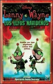 Pelicula Lanny Y Wayne  Los Elfos Navide  Os