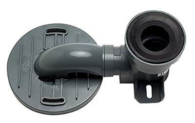 EAGO R R-326TRAP Replacement Pvc Toilet Trap for TB326