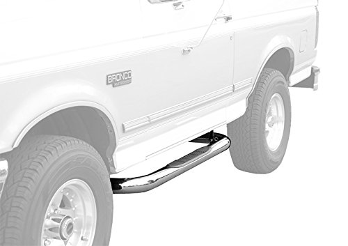 MaxMate Custom Fit 80-96 Bronco (Full Size)/F-Series Regular Cab Stainless Steel 3