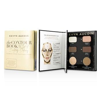 Kevyn Aucoin The Contour Book, The Art of Sculpting & - Celestial Aucoin Kevyn Powder The Candlelight