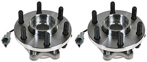 Nissan Frontier Wheel Bearing - 5