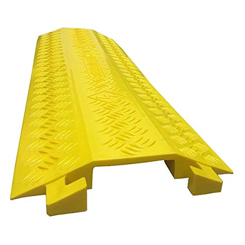 - Medium-Duty Polyurethane Drop Over Cord Covers - (One Channel 40